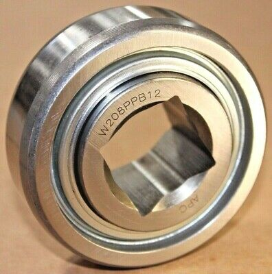 Premium W208ppb12 Disc Harrow Bearing 1-18 Square Bore Ds208tt12 4as08-1.18