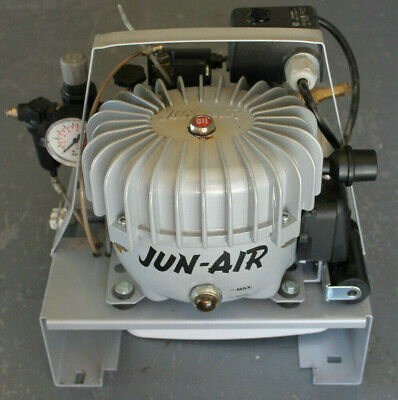 Jun-air Compressor Silent Model 3-1.5 120psi 230v