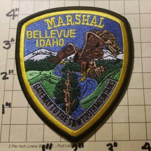 Bellevue (ID) Marshal