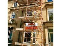 Scaffolding Services Glasgow