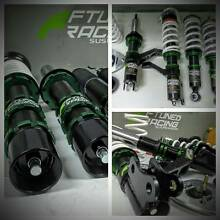 F Tuned Racing Suspension - from $1650 City North Canberra Preview