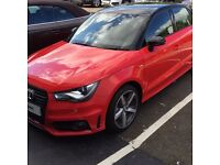 Misano Red Audi A1 S Line Style Edition -Excellent condition!