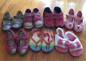 Girls shoes size us9/uk8/eur25 Doncaster East Manningham Area Preview