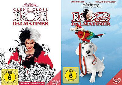101 Dalmatiner + 102 Dalmatiner Collection (Walt Disney)              DVD   025