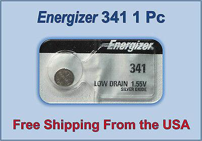Energizer Electronics - 341 Energizer Silver Oxide Watch / Electronic Battery 1 Pc