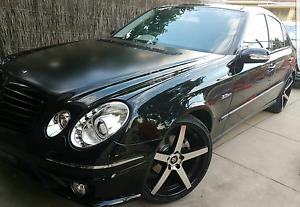 2004 Mercedes-Benz E63 Sedan Payneham Norwood Area Preview