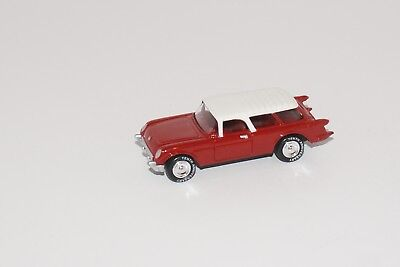 Chevrolet Nomad Concept Car ( '54 CHEVROLET NOMAD CONCEPT CAR RUBBER TIRE ADULT COLLECTIBLE LIMITED EDITION)