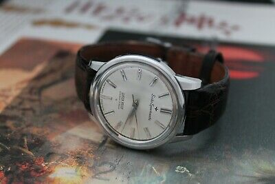 Vintage Seiko Sportsmatic October 1963 Calibre 2451 17 Jewel Automatic watch.
