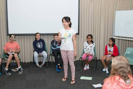 ChatterCamp School Holiday Camp - public speaking fun for kids