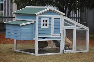 ♥♥♥ 2016 Model Rabbit Hutch / Chicken Coop ♥♥♥ Londonderry Penrith Area Preview