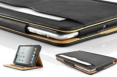 Soft Leather Wallet iPad Smart Case Cover Sleep Wake Stand for APPLE iPad