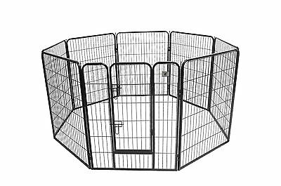 BestPet HP4032-8-Hammigrid Heavy Duty Pet Playpen Dog Exerci