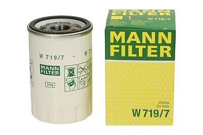 Ölfilter W 719/7 MANN-FILTER 1 Super Zubehör Bundle