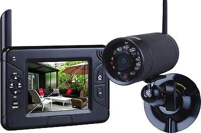 SMARTWARES CS83DVR Echtzeit-Digitalkamerasystem | NEU & OVP