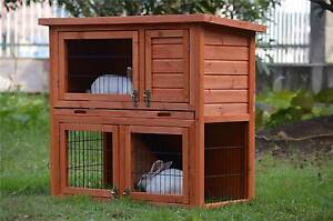 Brand New Rabbit/ Guinea Pig Hutch & Free bag of Wood Shavings Cranebrook Penrith Area Preview