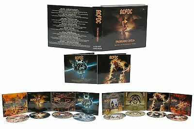 AC/DC - PROBLEM CHILD: THE BEST OF THE BON SCOTT YEARS - 8CD SET -FREE