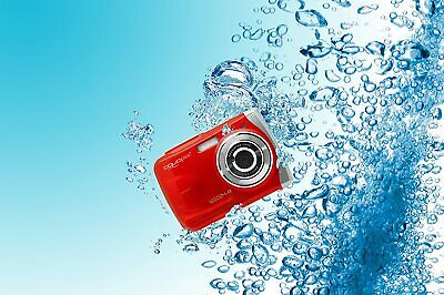 Aquapix W1024 Splash Digitalkamera Wasserdichte Kamera 10MP, 2,4