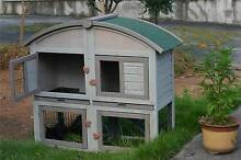 ♥♥♥ Double Rabbit Hutch wholesale ♥♥♥ Londonderry Penrith Area Preview