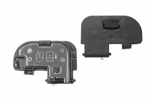 Easy Snap-On Battery Door Lid dedicated For Canon EOS 6D