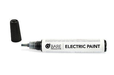 Bare Conductive 10ml Electric Paint Pen Electrical Circuit PCB Repair Craft