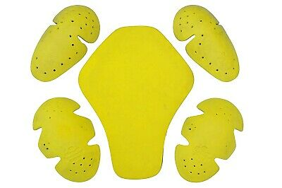 CE Certified Shoulder / Elbow / Back Protection Pad set Motorcycle Armor  Elbow Pads Ce Armor