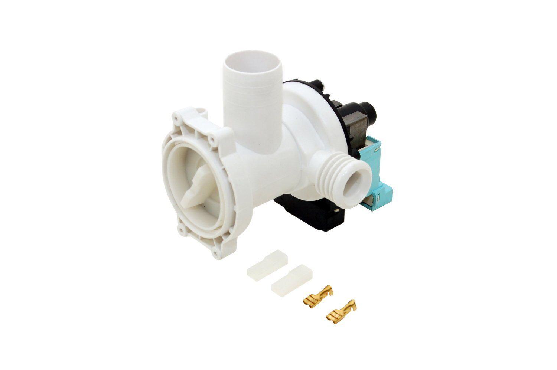 GENUINE HOTPOINT ARISTON CREDA Washing Machine Drain Pump Housing /& Filter