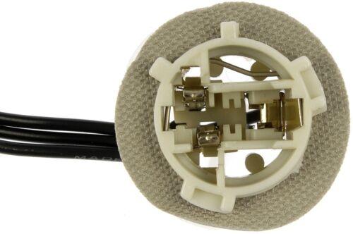 Turn Signal Lamp Socket-Side Marker Lamp Socket Rear Dorman 85895