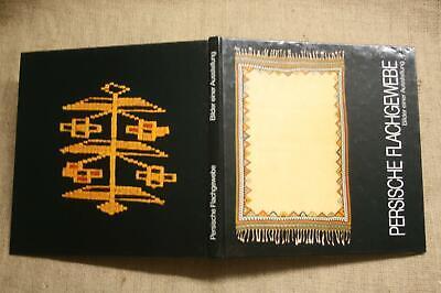 Sammlerbuch alte Orientteppiche Persische Flachgewebe Iran Afghanistan 19.-20.Jh