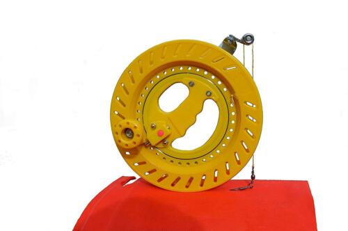 Professional Reel Winder made with Kevlar Line 9 inch Diameter with 1,000 FT L
