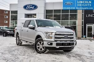 2015 Ford F-150 LARIAT SuperCrew5.5ft. Bed 4WD