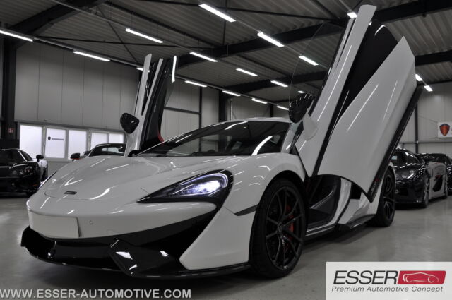 McLaren 570S - LP € 268.540 - MSO - Carbon - Telemetry