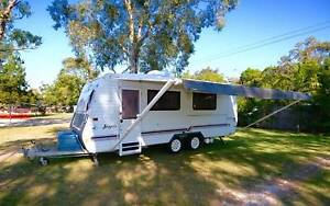 Jayco Ensuite Solar Free Camping Ingleburn Campbelltown Area Preview