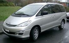 Tarago PEOPLE MOVER 7 SEATER for HIRE / RENT - Auto from $35/day Burwood Burwood Area Preview