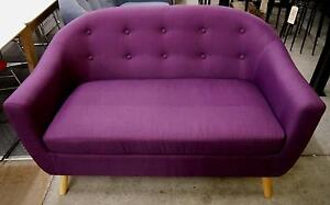 New Fuschia Scandinavian Design Danish Luna Sofa Lounge Suite Melbourne CBD Melbourne City Preview
