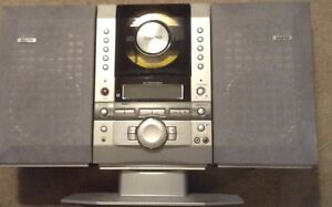 Sanyo stereo   MCD S500R