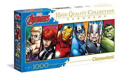 Puzzle 1000 Teile Marvel: The Avengers (39442) (Avengers Puzzle)