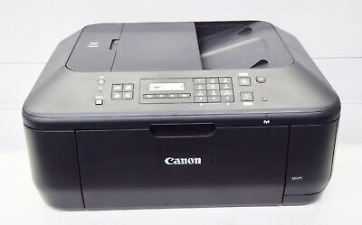 Canon PIXMA MX475 Multifunktionsdrucker Tinte Scanner Kopierer Fax mit WLAN USB Canon Drucker Pixma