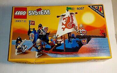LEGO System 6057 Sea Serpent NIB UNOPENED