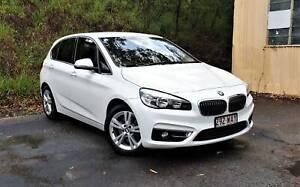 2015 BMW 218i Luxury, Nav, Cam, Keyless! Everton Hills Brisbane North West Preview