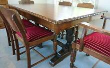 Antique dinning Table Point Cook Wyndham Area Preview