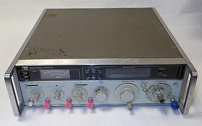 Hp Agilent 8640b Rf Signal Generator. Working And Tested.