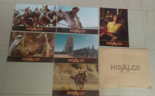 Viggo MORTENSEN Omar SHARIF 6 French Lobby Cards HIDALGO