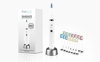 truewhite Advanced Care Sonic Toothbrush with 14 Brush Heads Advanced Care Brush