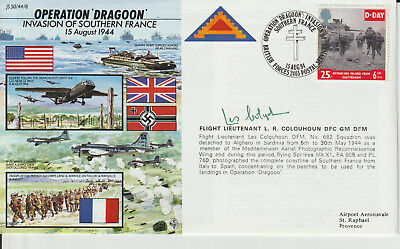 OPERATION DRAGOON - SIGNED