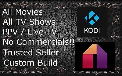 New Quad Core AMAZON FIRE TV STICK Jailbroken-PLATINUM! KODI 16.1, FULLY LOADED!