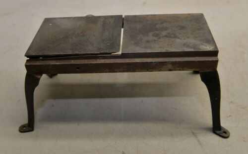 Antique Apothecary pill cutter drug store plane stand early tool collectible