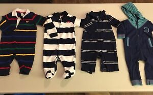 3 to 6 Month Baby Boy Clothes Lot