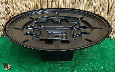 PEBBLE POOL EX LARGE FOUNTAIN GARDEN WATER FEATURE BASE SUMP NEW