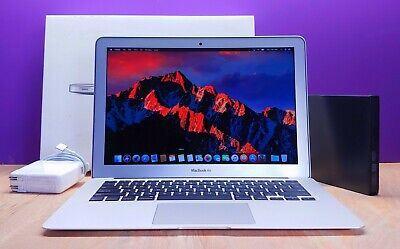 "Apple MacBook Air 13"" / 2015-2017 / 2.2GHz Core i7 / 8GB / 256GB SSD / WARRANTY"