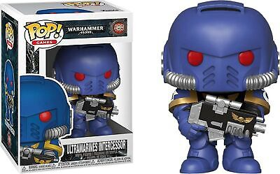 ULTRAMARINES INTERCESSOR - WARHAMMER - #499 - FUNKO